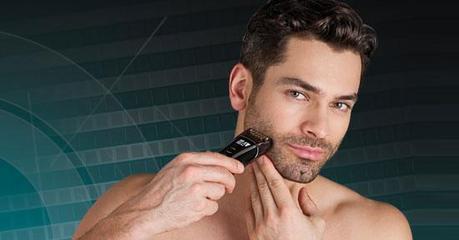 Barba de 3 días siempre con Touch Control de Remington