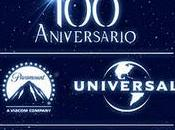 aniversario Paramount Pictures Universal Pictures.