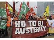 Toda Europa social contra recortes, falsa austeridad privatizaciones.