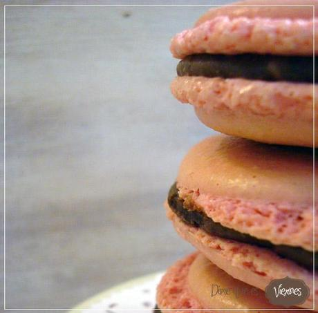Macarons: segundo intento