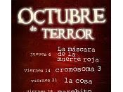 Ciclo cine terror