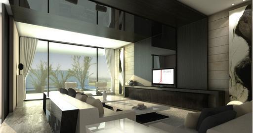A cero dise a el interiorismo para una villa en dubai - Interiorismo de casas ...