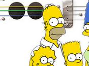 Google Doodle Simpsons Guitarra Paul