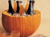 Servir bebidas halloween