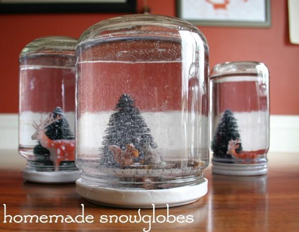 Tutorial bolas de nieve de cristal paperblog - Bola nieve cristal ...