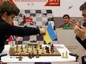Calrsen derrota Ivanchuk Grand Slam Paulo Bilbao 2011
