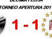 Colón:1 Estudiantes Plata:1 (Fecha 10°)