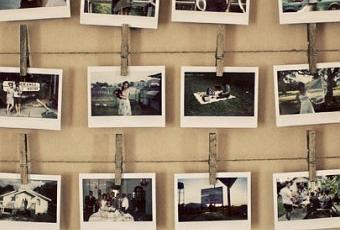 Un marco con mucho estilo paperblog - Como hacer un marco de fotos original ...
