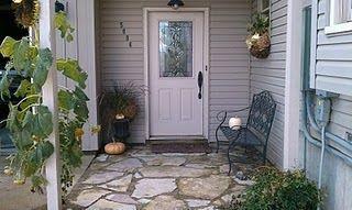 Decorar la entrada de casa para el otoo Paperblog