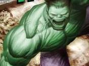 Portada Hulk Whilce Portacio para Long Beach Comic Horror