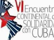 Cuba, solidaridad activa desde México