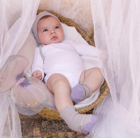 Ropa para beb s canastilla y primera puesta paperblog - Como banar a un bebe ...
