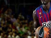 Soberbio Ndong, inexorable Barça ante Estudiantes (97-51)