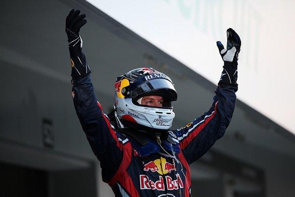 Tres puntadas del Gran Premio de Japón 2011