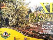 Pilar Horadada. Feria Provincial Perdiz Reclamo 2011