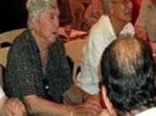 Terrorista Valladares, recepción para reina España Miami