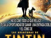 Concurso: Consigue entrada doble cómic 'Las aventuras Tintin: secreto Unicornio'