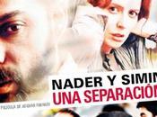 Crítica cine: Nader Simin, separación