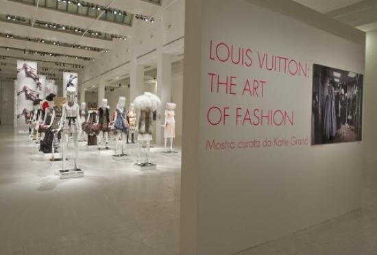 Louis Vuitton The Art of Fashion