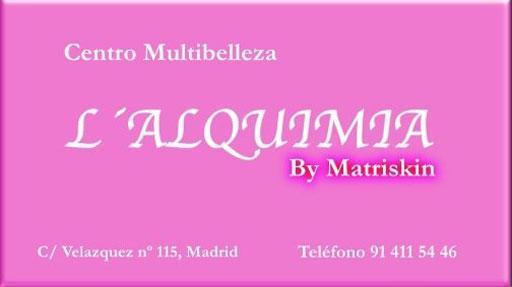 L'Alquimia by Matriskin, de Cristina Tárrega