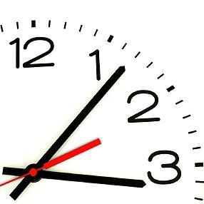 El cambio de horarios podría afectar la salud