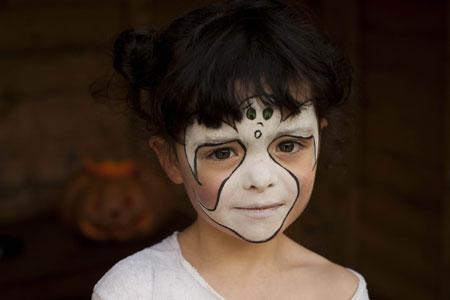 Halloween face painting kit pinturas para ni os paperblog - Pintura cara halloween ...