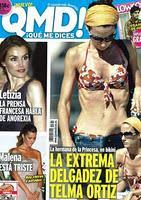 La anorexia de la hermana de la princesa Letizia.
