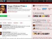 Chávez Twitter desde Cuba