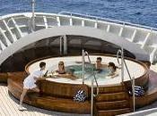 Cruceros lujo surcan Mediterráneo