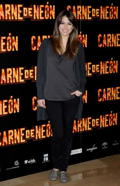 Blanca Suarez - 'Carne de Neon' Photocall in Madrid