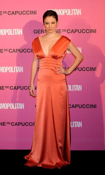 Blanca Suarez - Celebrities Attend 'Fun Fearless Female Cosmopolitan Awards 2009'