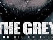 Póster 'The Grey', Liam Neeson ordenes Carnahan