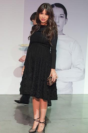 Natasha Goldenberg: Pregnant looks