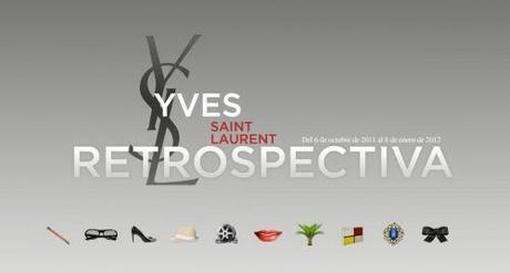 Homenaje a Yves Saint Laurent