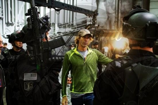 Michael Bay niega estar en las secuelas de Transformers