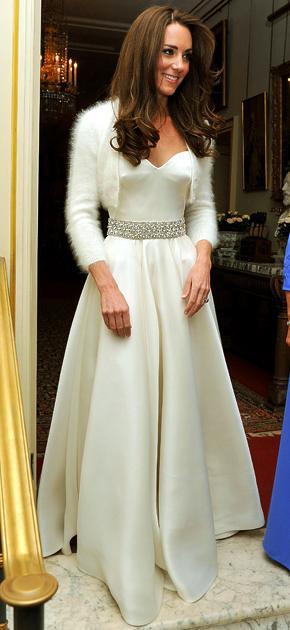 Algo prestado... ¿Dos vestidos de novia? - Paperblog