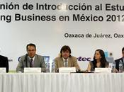 Mexico: mejora ranking mundial doing business 2012