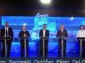 dejó debate candidatos gobernador Mendoza Canal