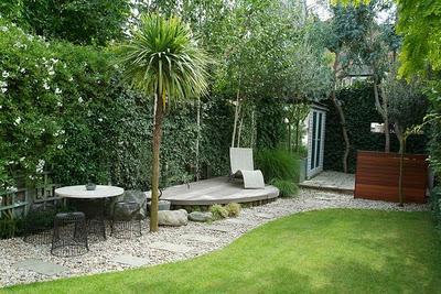 Exteriores y jardines modernos ii paperblog for Jardines modernos para casas