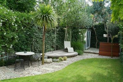 Exteriores y jardines modernos ii paperblog - Disenos de jardines modernos ...