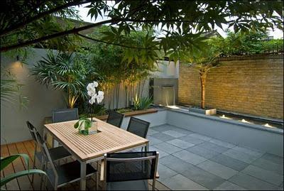 Exteriores y jardines modernos ii paperblog for Fotos de piscinas modernas en puerto rico
