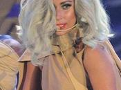 Lady Gaga felicita Bill Clinton Marilyn