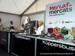 Mercat de Mercats 2011 Barcelona