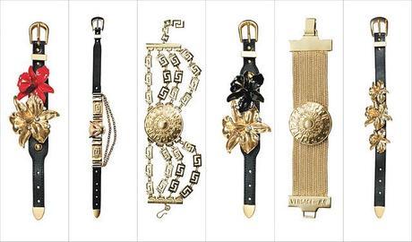 Versace para H&M.; Colección mujer.