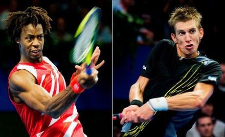 ATP 250: Monfils y Nieminen definirán Estocolmo