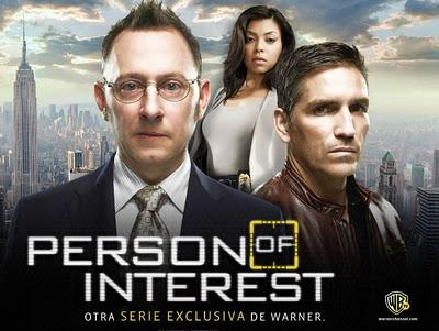 Person of Interest. Mis series. By Mixman