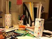 Ponte pilas despista lista tareas: mesa trabajo