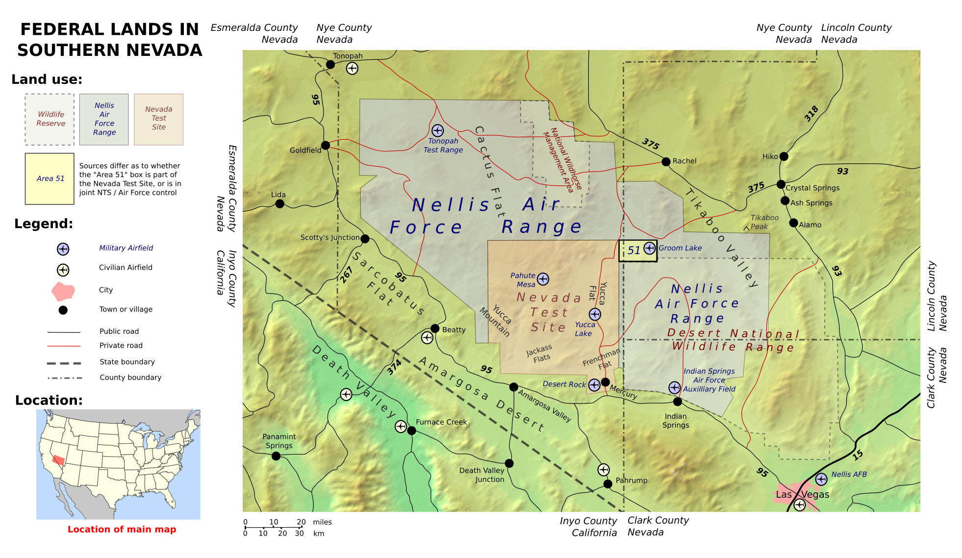 Area 51 paper presentation