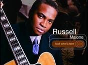 """Look Who's Here"" (2000) gran guitarrista Russell Malone."