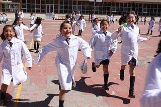 Competencia infantil en Colombia y Suecia